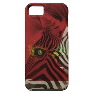 Zebra 4.0 Abstract Contemporary Art Case For The iPhone 5