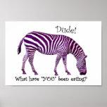 Zebra again.... print
