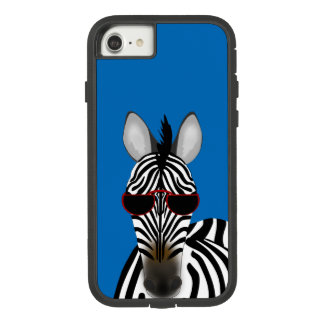 Zebra Apple iPhone 7, Tough Xtreme Phone Case