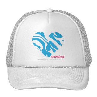 Zebra Aqua 2 Mesh Hats