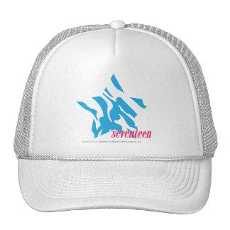 Zebra Aqua 3 Mesh Hat
