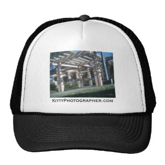 Zebra Arbor hat