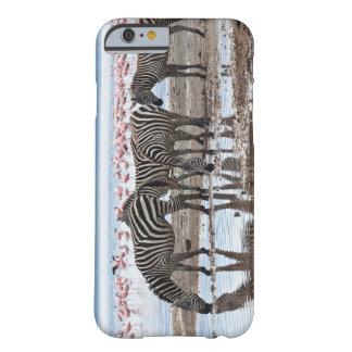 Zebra at Lake Nakuru Phone Case