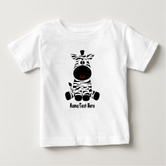 Zebra baby is cute baby T-Shirt