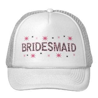 Zebra Bridesmaid Hat
