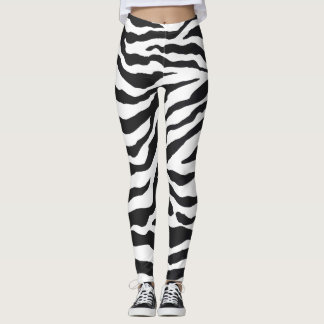 ZEBRA BY EKLEKTIX LEGGINGS