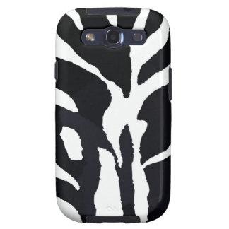 Zebra Samsung Galaxy S3 Case
