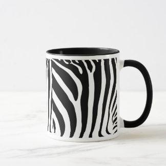 ZEBRA COFFE MUG