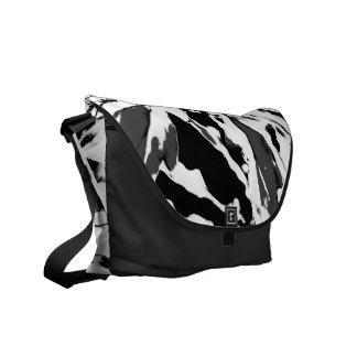 Zebra Commuter Bag