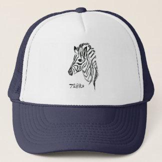 Zebra Cool Cap
