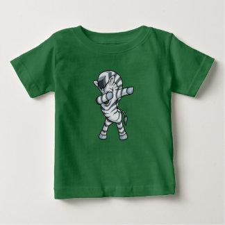 Zebra Dabbing T-Shirt Baby Dab Dance