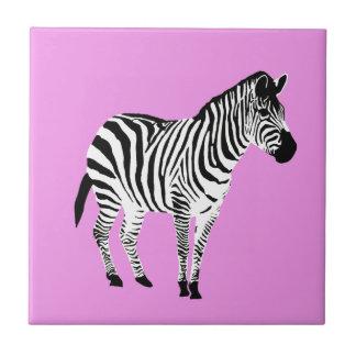 Zebra Design Tile