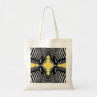 Zebra Designer Modern Bag Changeable Colors