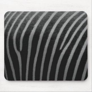 zebra Faux Fur Gifts Mouse Pad
