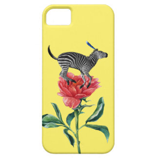 ZEBRA FD iPhone 5 COVER
