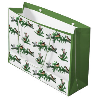 Zebra Finch Party Gift Bag