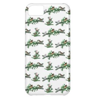 Zebra Finch Party iPhone 5 Case (choose colour)