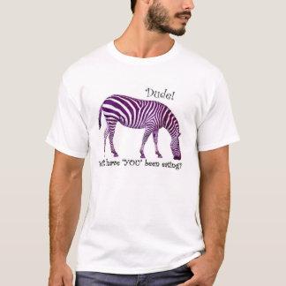 Zebra Food...hehe T-Shirt