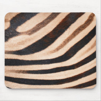 Zebra Fur Mousepad