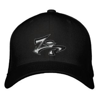 Zebra Gear Flex Cap Embroidered Hats
