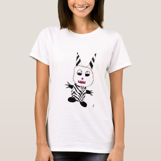 Zebra gremlin T-Shirt