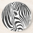 Zebra Head Coaster