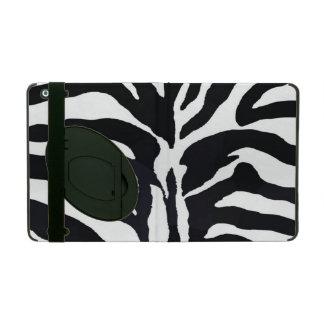 Zebra iPad Cover