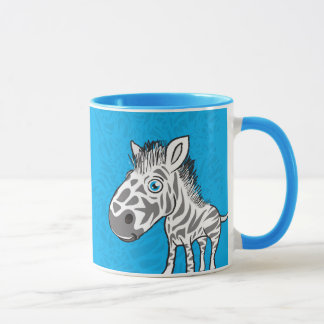 Zebra is Cute Mug
