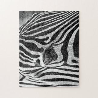 Zebra Jigsaw Jigsaw Puzzle
