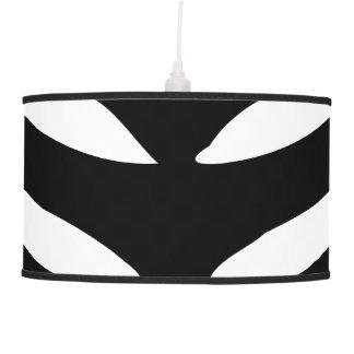 Zebra Lamp White