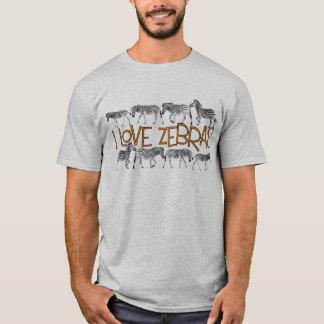 Zebra Lover Tshirt