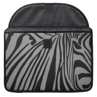 Zebra MacBook Pro Sleeves