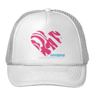 Zebra Magenta 2 Trucker Hat