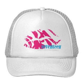 Zebra Magenta Trucker Hat
