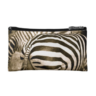 Zebra Makeup Bag