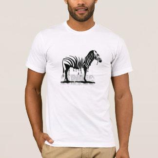 Zebra meltdown T-Shirt