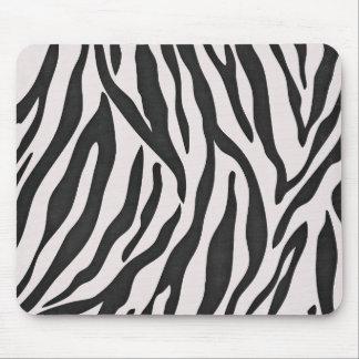 Zebra Mouse Pad