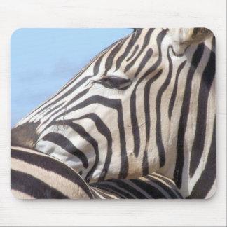Zebra Mousepad / Mousemat