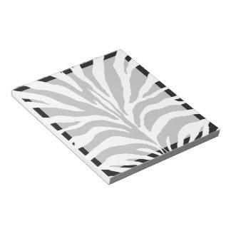Zebra Notepad