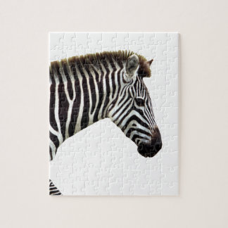 zebra-on-the-masai-mara jigsaw puzzle