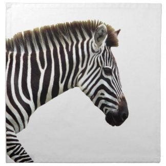 zebra-on-the-masai-mara napkin