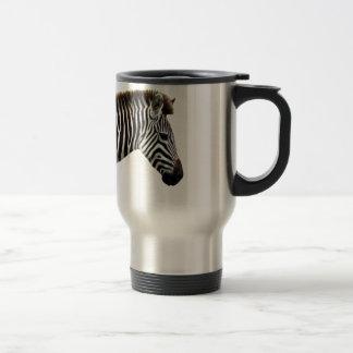 zebra-on-the-masai-mara travel mug