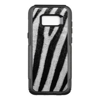 zebra OtterBox commuter samsung galaxy s8+ case