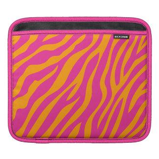 Zebra Pattern Rickshaw Sleeve iPad Sleeve