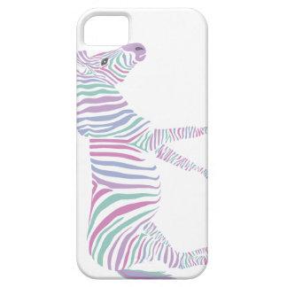 Zebra phone case design by MuffinChops