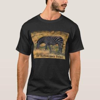 Zebra photo T-Shirt