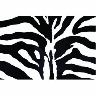 Zebra Acrylic Cut Outs