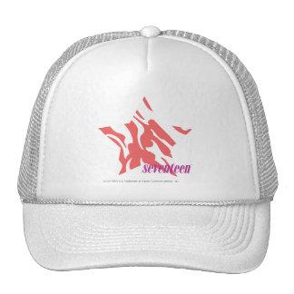 Zebra Pink 3 Trucker Hats