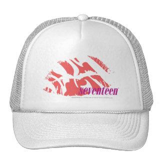 Zebra Pink Hats