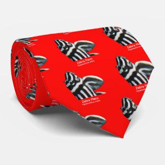 Zebra Placo Tie